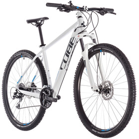 Cube Aim Race MTB Hardtail Hvit